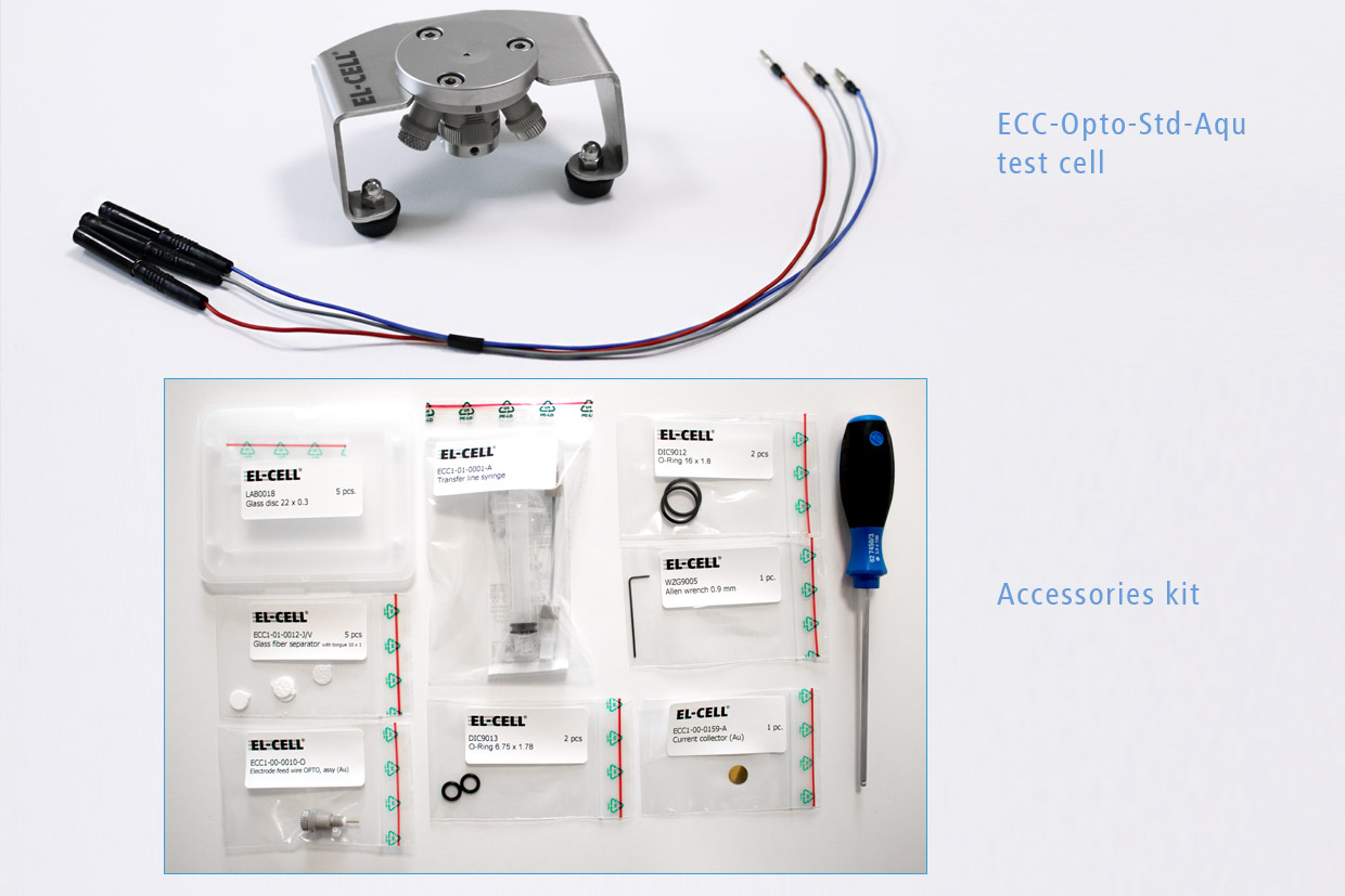 Ecc Opto Std Aqu El Cell Electrical Wiring Accessories Products Delivery Scope